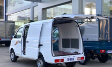 Bán xe tải Van Thaco Towner 2 chỗ ngồi ở Hải Phòng.