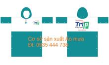Xưởng áo mưa quảng cáo tại Quảng Ngãi, in ấn theo yêu cầu