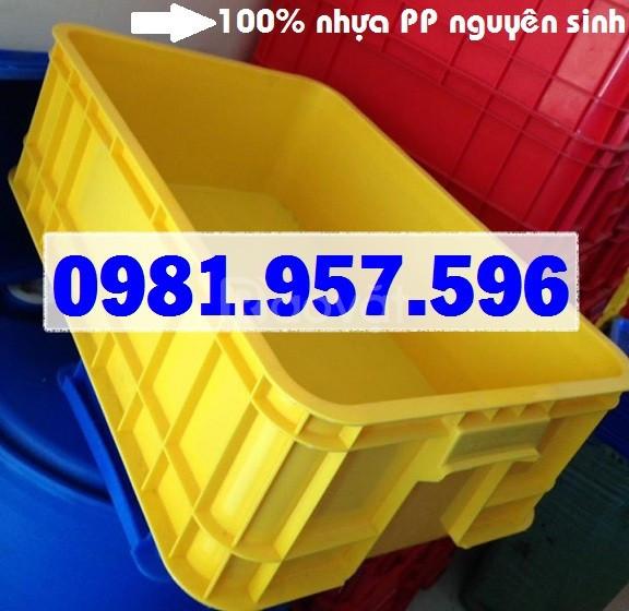 Thùng nhựa B1, hộp nhựa B1, hộp nhựa công nghiệp (ảnh 5)