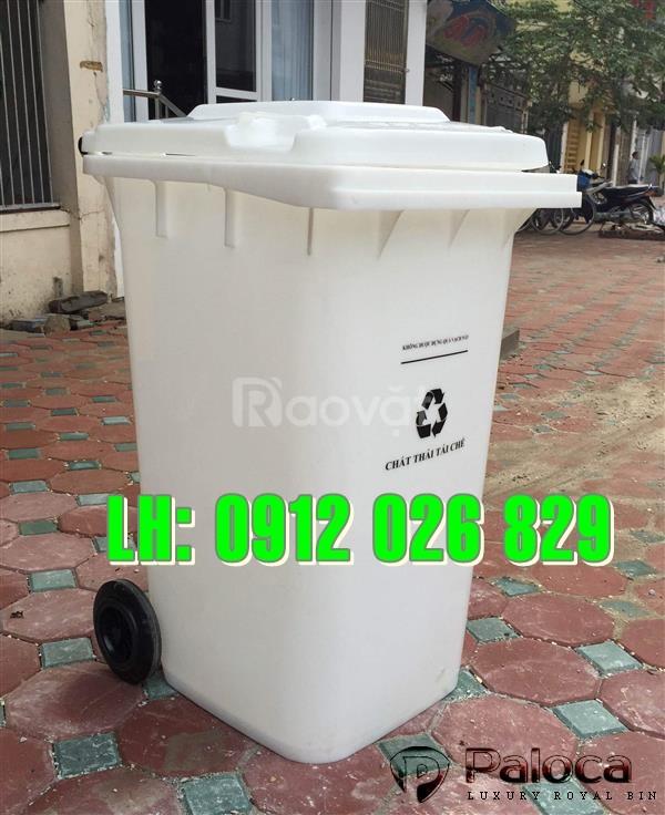 Quan tâm ngay cách phân loại thùng rác bệnh viện để mua đúng chuẩn (ảnh 6)