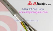 Altek Kabel cáp điều khiển công nghiệp thương hiệu châu Âu
