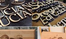 Nhận gia công cắt và khắc hoa văn trên gỗ