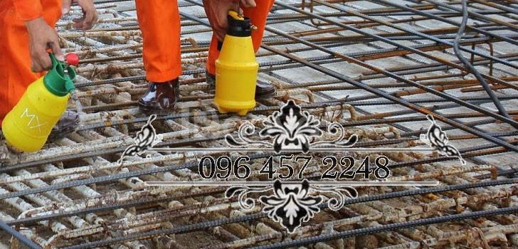Bán chất tẩy gỉ thép B05 giá rẻ tại Hà Nội
