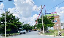 Bán lô góc 2 mặt tiền 6x19m - cách Aeon Mall Bình Tân 10 phút