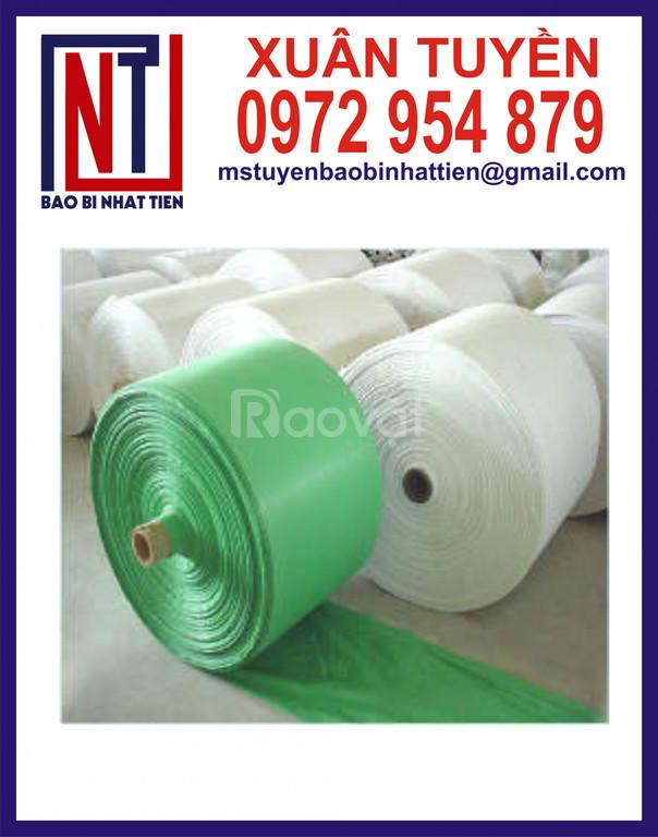 Vải PP dạng cuộn, vải PP dệt bọc hàng hóa
