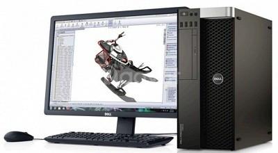 Máy tính Dell Precision T3600 Workstation Intel Xeon 4 core VGA 1Gb ch (ảnh 6)