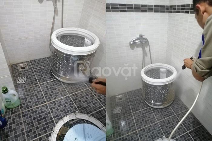 Dịch vụ vệ sinh máy giặt quận Gò Vấp (ảnh 1)