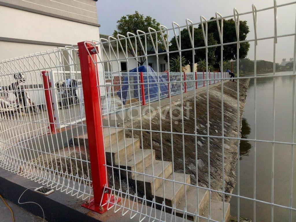 Hàng rào lưới thép, hàng rào thép, hàng rào giá rẻ tại Sài Gòn
