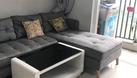 Cho thuê chung cư An Gia Star 02 phòng ngủ block A full nội thất (ảnh 1)