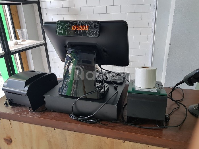 Nơi bán máy tính tiền Cho Cửa Hàng/ Shop tại Bình Thuận (ảnh 3)