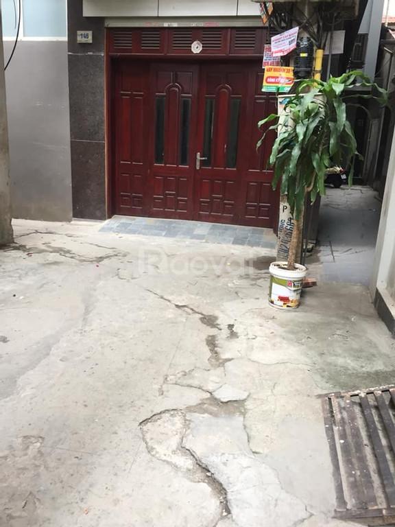 Nhà ngõ 71 phố Tân Ấp, quận Ba Đình, dt 56,1m2 rẻ 2 tỷ 850
