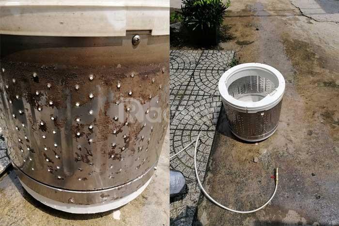 Dịch vụ vệ sinh máy giặt quận Gò Vấp (ảnh 8)