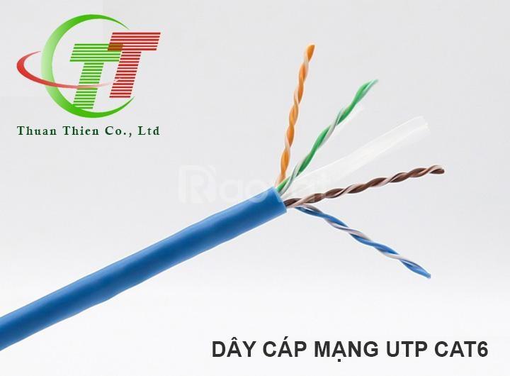 Phân phối Cáp mạng UTP/FTP CAT6