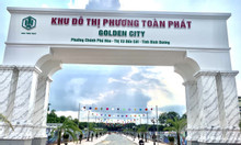 Bán đất SHR thổ cư 100% thị xã Bến Cát, phường Chánh Phú Hòa