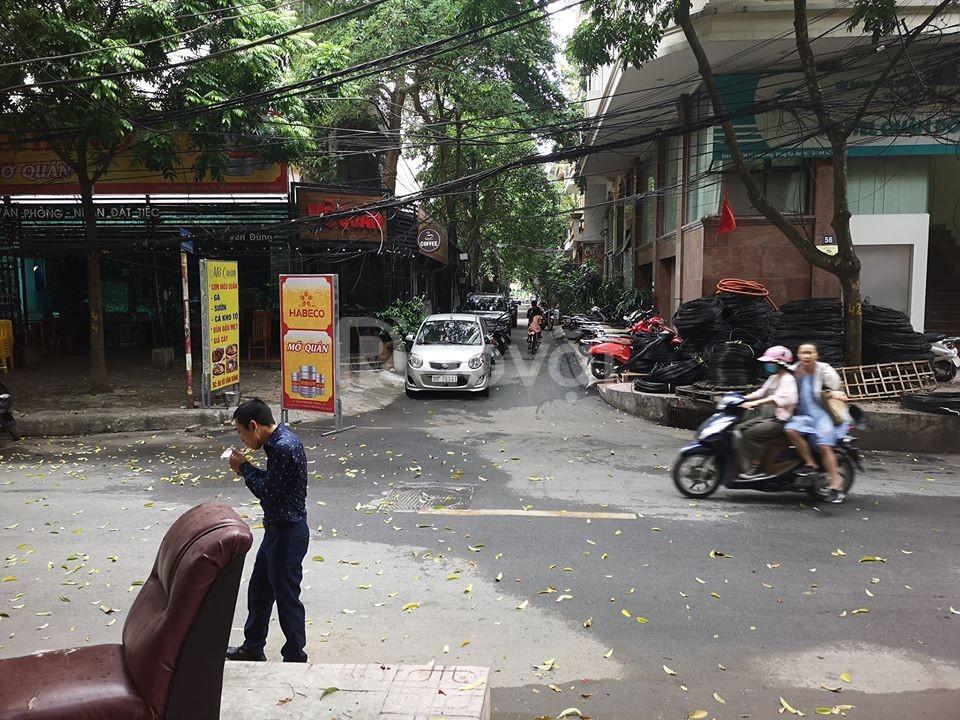 Cho thuê nhà mặt phố Võ Văn Dũng, quận Đống Đa