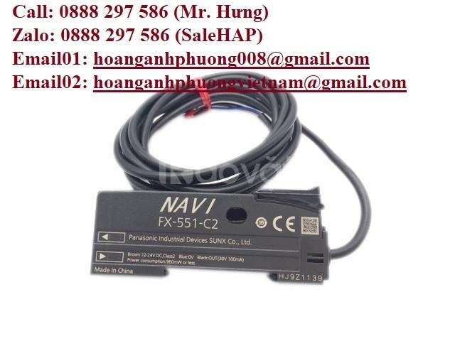 Cảm biến quang Panasonic FX-551-C2