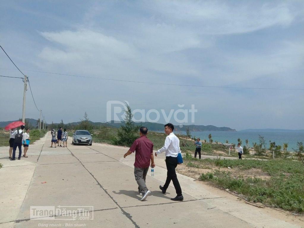 Đất nền sổ đỏ biển Phú Yên