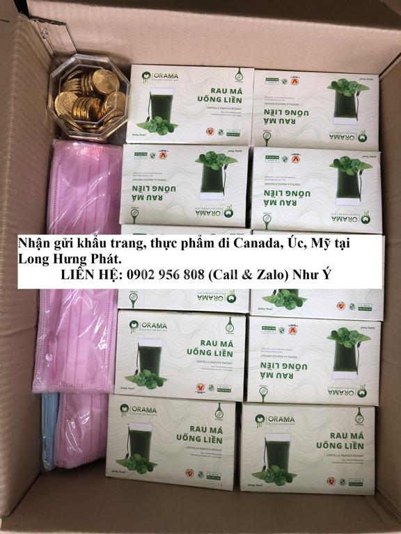 Gửi khẩu trang vải, khẩu trang y tế đi nước ngoài tại Hà Nội (ảnh 7)