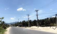 Bán lô đất 3 mặt tiền quốc lộ 651 đường 60m khu kinh tế Vân Phong