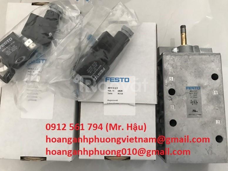 Festo Vietnam - Solenoi valve tự động hóa