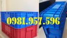 Thùng nhựa B1, hộp nhựa B1, hộp nhựa công nghiệp (ảnh 1)