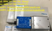 Bộ điều chỉnh áp suất Festo MPPE-3-1/4-10-010-B - 161168