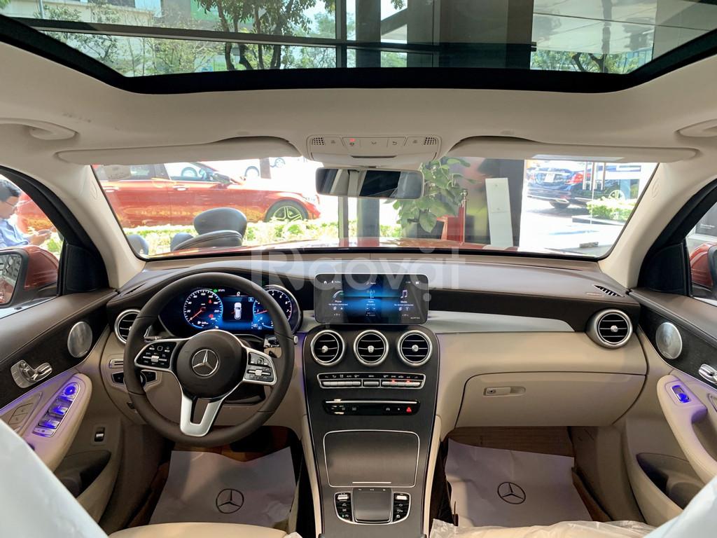 Mercedes-Benz GLC xe sang được hỗ trợ thuế Trước bạ 50%