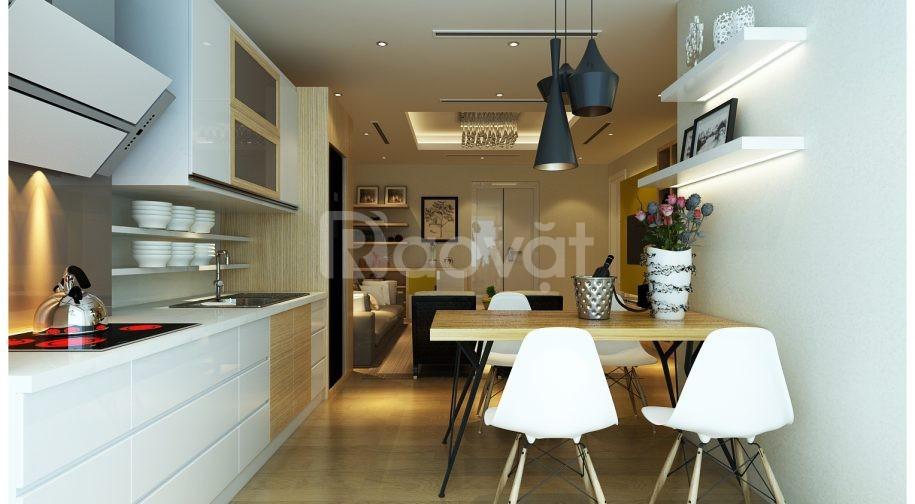 Cho thuê căn hộ 75.3 m2, 2 phòng ngủ, đủ đồ, 10.5 triệu (ảnh 5)