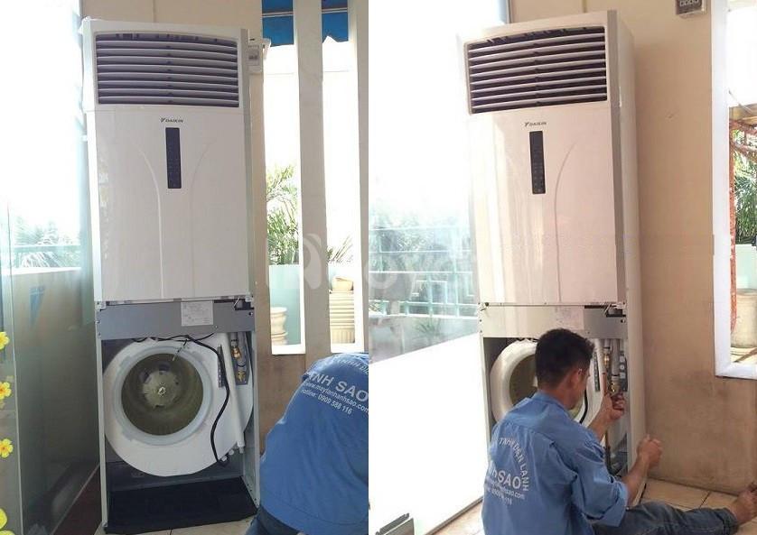Máy lạnh tủ đứng Daikin chính hãng giá rẻ