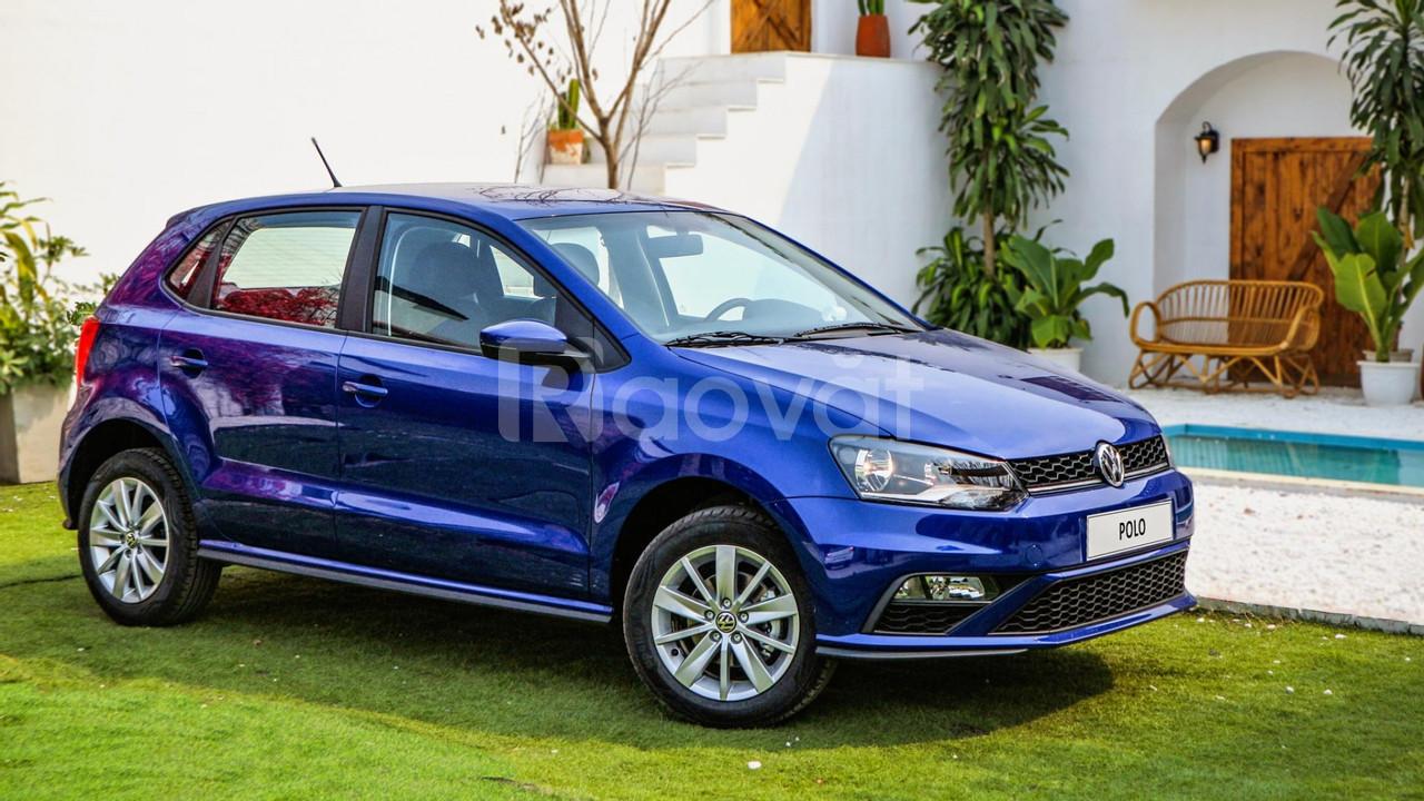 Volkswagen Polo 2020 an toàn - tiết kiệm - bền bĩ