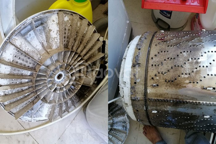 Dịch vụ vệ sinh máy giặt quận Gò Vấp (ảnh 5)