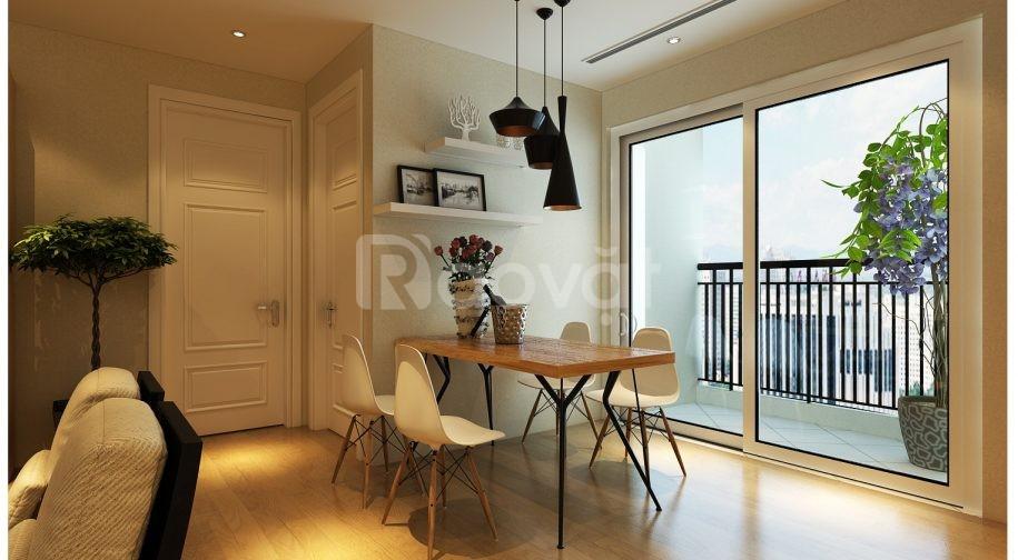 Cho thuê căn hộ 75.3 m2, 2 phòng ngủ, đủ đồ, 10.5 triệu (ảnh 4)