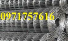 Bảng giá lưới hàn mạ kẽm tại Hà Nội