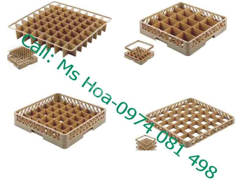 Rack úp bát đĩa, rổ đựng ly cốc (ảnh 2)