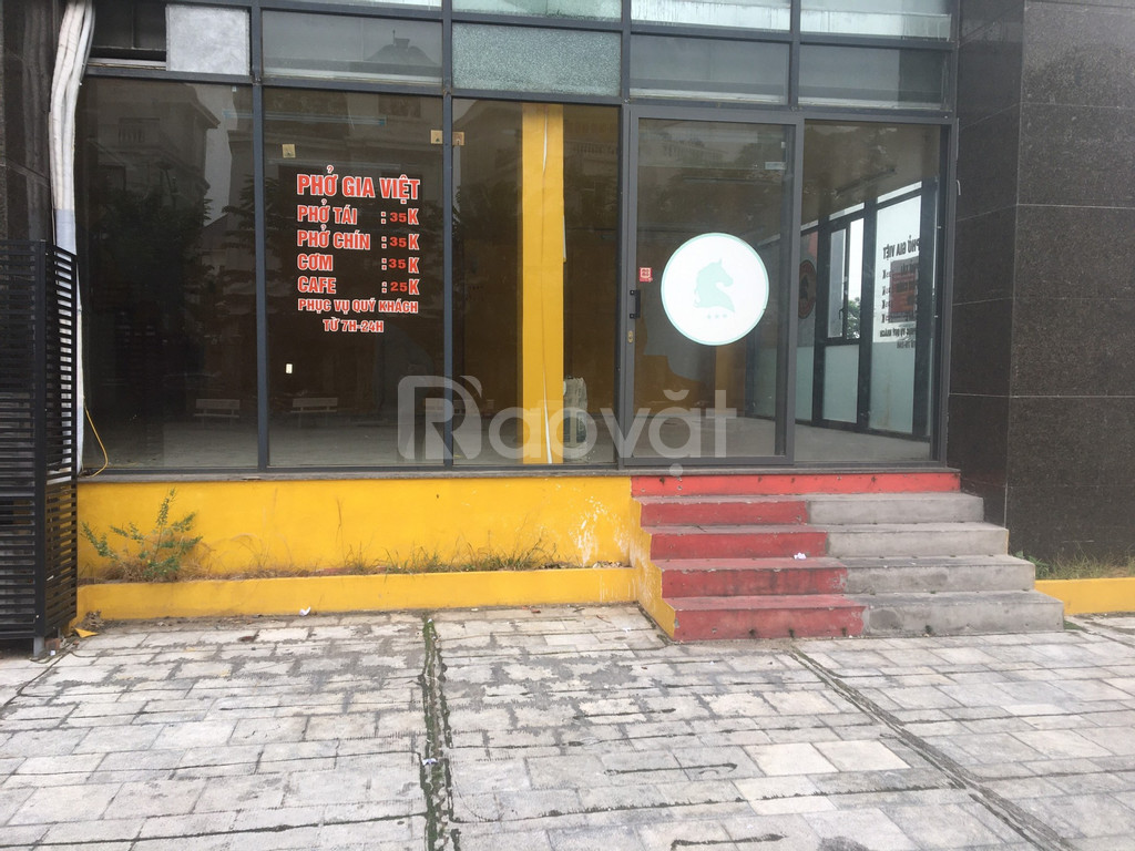 Cho thuê MB tầng 1 tòa Housinco Phùng Khoang làm showroom 240m2 (ảnh 4)