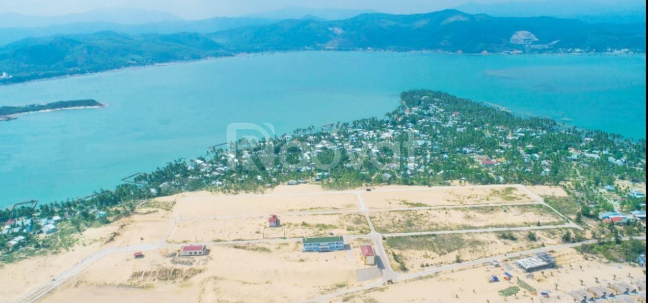 Bán đất biển ngay bãi tắm Từ Nham, Phú Yên, sổ đỏ thổ cư, chỉ 7.5Tr/m2 (ảnh 4)