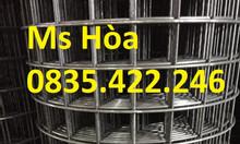 Lưới thép hàn D5 ô 50x50, 150x150, 200x200 hàng có sẵn