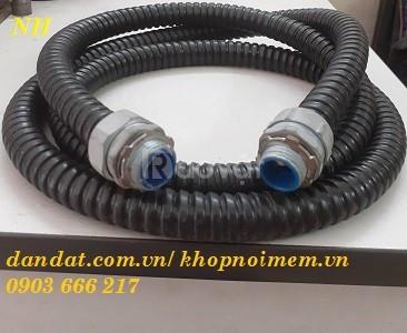 Ống ruột gà, ống ruột gà lõi thép và ống bọc dây điện chống cháy