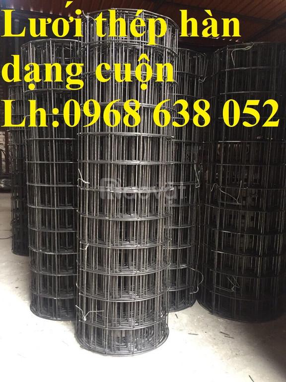 Lưới thép hàn D4a100, D4a150, D4a200, D4a250, D4a50 sẵn hàng (ảnh 6)