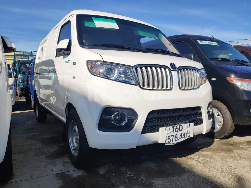 Xe bán tải Dongben X30 l trọng tải 930kg được chạy trong thành phố 24h