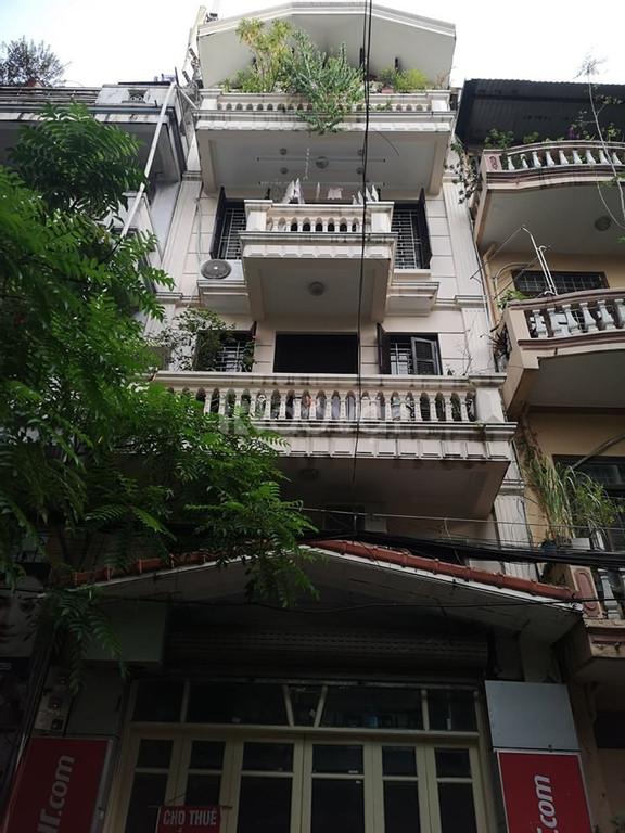 Cho thuê tòa nhà văn phòng phố Nam Đồng, Q Đống Đa sàn 105m2. (ảnh 1)