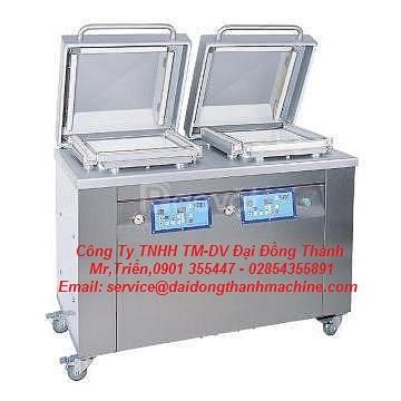 Máy đóng gói hút chân không TY-560B xuất sứ Đài Loan giá rẻ