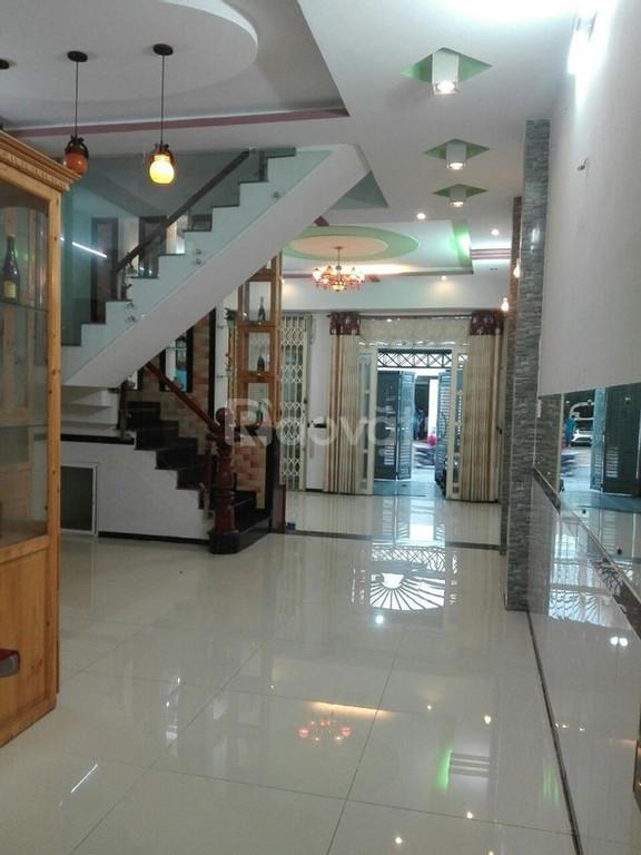 Nhà Bùi Đình Túy, 4 tầng ôtô vào nhà, 52m2 giá 7.5 tỷ (ảnh 1)