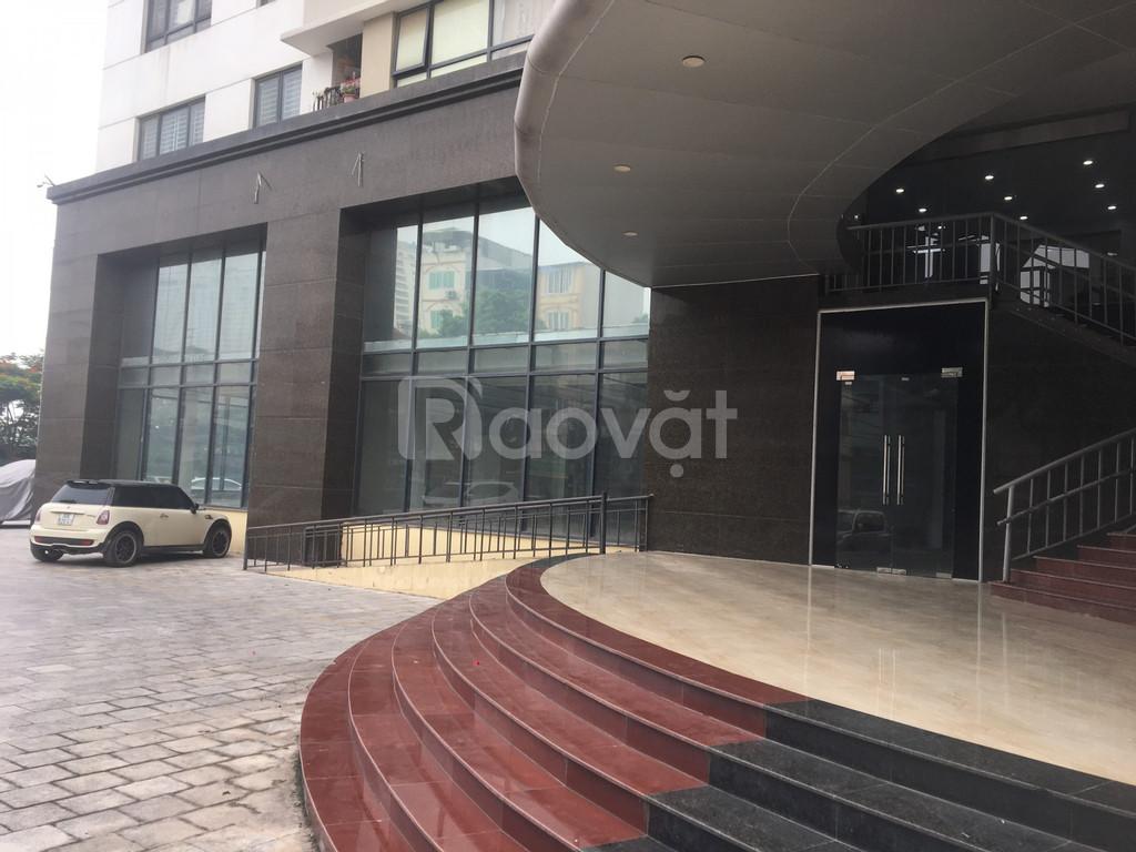 Cho thuê MB tầng 1 tòa Housinco Phùng Khoang làm showroom 240m2 (ảnh 1)