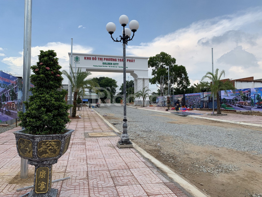 Bán đất dự án thị xã Bến Cát, phường Chánh Phú Hòa, Bình Dương 650tr (ảnh 4)