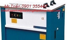 Máy đai niềng thùng EX-100 xuất sứ Đài Loan chính hãng Wellpack