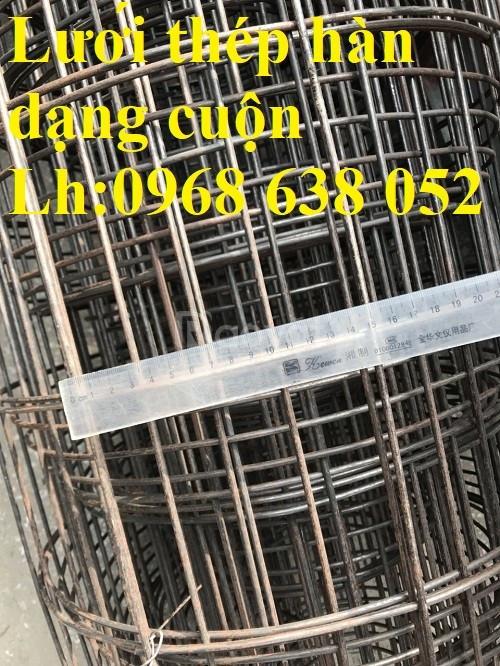 Lưới thép hàn D4a100, D4a150, D4a200, D4a250, D4a50 sẵn hàng (ảnh 3)