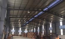 Cho thuê kho xưởng DT 1200m2 tại An Khánh, Hoài Đức, Hà Nội