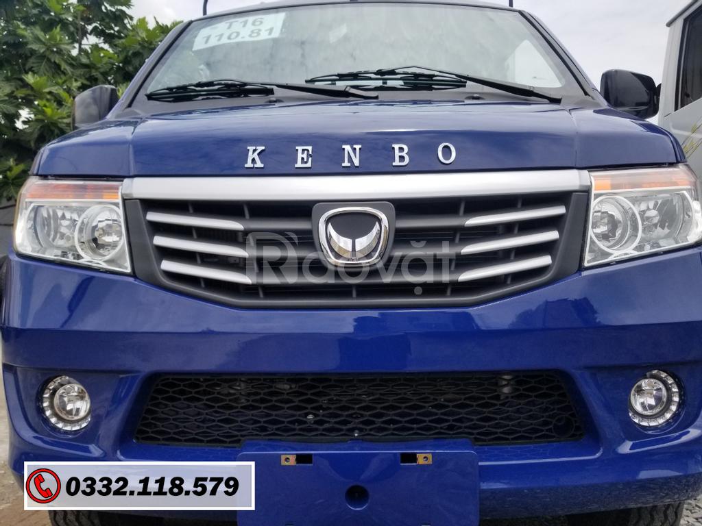 Xe tải nhẹ mới thị trường Kenbo Chiến thắng 990kg đời 2020