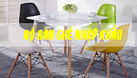 Công ty phân phối bàn ghế tuyển đại lý, nhà phân phối, khách sỉ (ảnh 1)